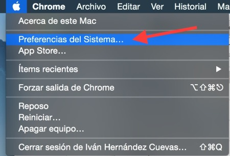 Cómo activar el modo Oscuro (Dark Mode) en OS X Yosemite - Activar-modo-oscuro-os-x-yosemite-1-450x306