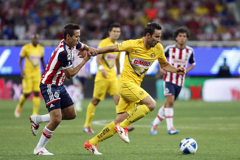 América vs Chivas, el clásico en la jornada 15 del Apertura 2014 - America-vs-Chivas-en-vivo-Apertura-2014