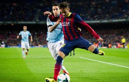 Barcelona vs Celta, Jornada 10 Liga BBVA