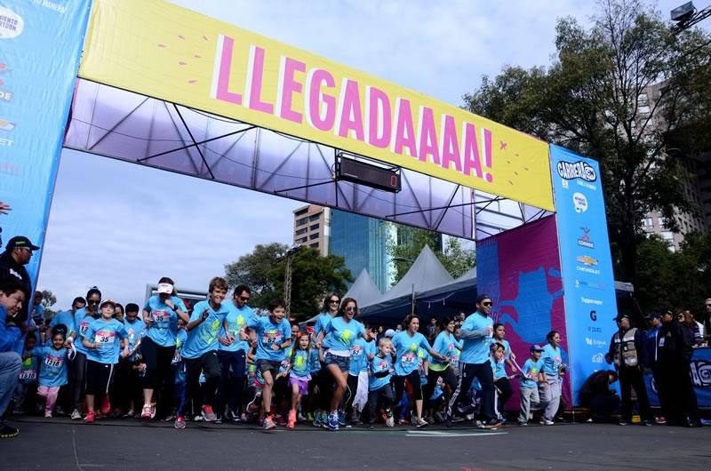 Unas 16,000 personas corrieron la Carrera Cartoon Network - Carrera-Cartoon-Network