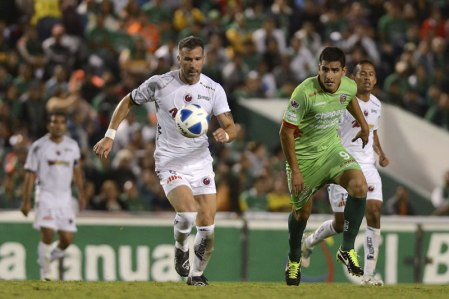Chiapas vs Veracruz, Jornada 14 del Apertura 2014
