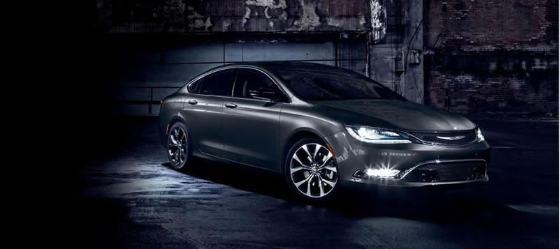 El nuevo Chrysler 200 2015 inspira a Monairem - Chrysler-200-2015