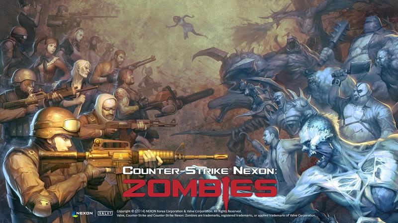 Counter-Strike Nexon: Zombies ya disponible en Steam - Counter-Strike-Nexon-Zombies