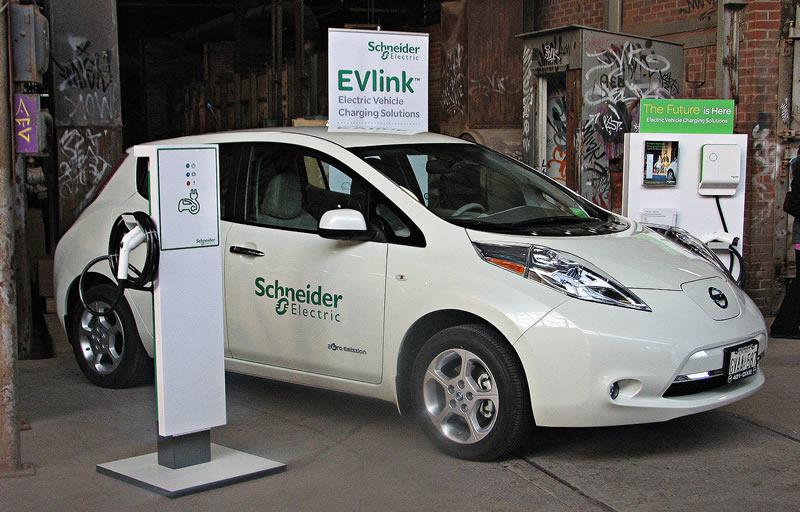 EU y Canadá usan estaciones de carga para autos eléctricos diseñadas en México - Estaciones-de-Carga-Vehiculos-Electricos