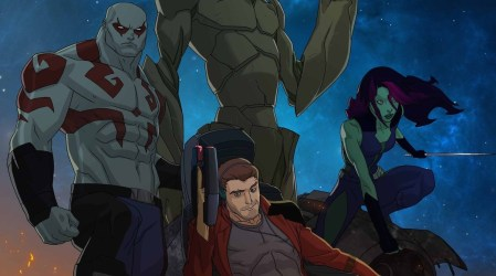 Habrá serie animada de Guardians of the Galaxy