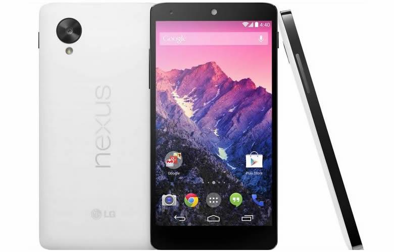 Los mejores smartphones de gama media disponibles en México a la fecha - LG-Nexus-5