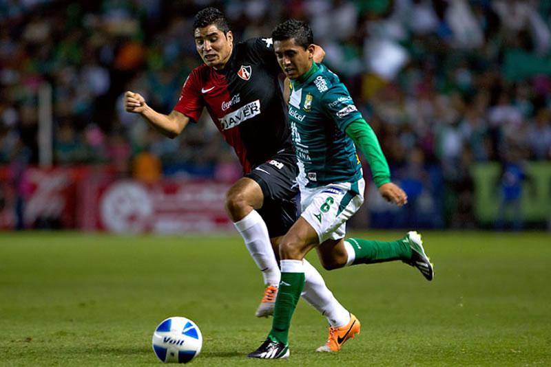 León vs Atlas, Jornada 15 del Apertura 2014 - Leon-vs-Atlas-en-vivo-Apertura-2014