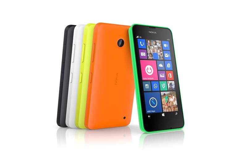 Lanzan promociones para adquirir un Lumia durante el buen fin 2014 - Lumia-630