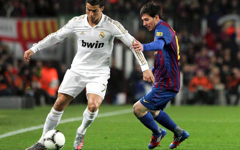 Messi vs Cristiano Ronaldo cara a cara previo al clásico Barcelona vs Real Madrid [Infografía] - Messi-vs-Cristiano-cara-a-cara-infografia