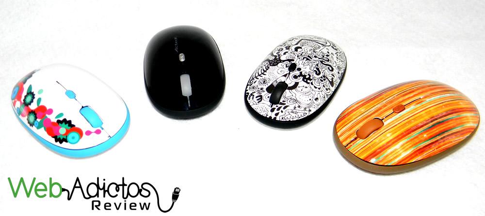 Workmate de Acteck un Mouse inalámbrico con estilo