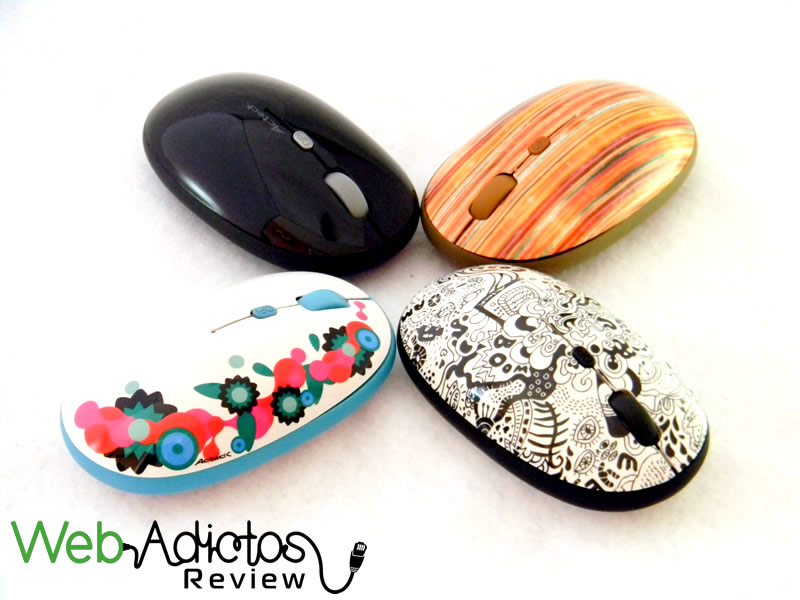 Workmate de Acteck un Mouse inalámbrico con estilo - Mouse-Workmate-de-Acteck-2388