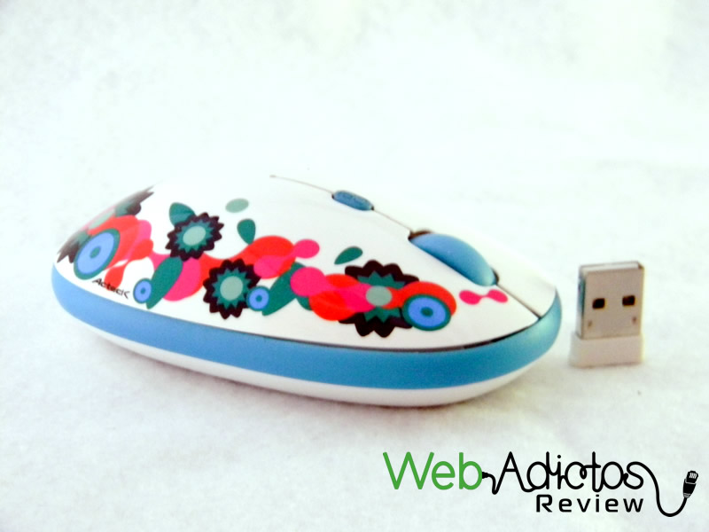 Workmate de Acteck un Mouse inalámbrico con estilo - Mouse-Workmate-de-Acteck-2417