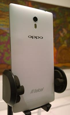 OPPO Find 7, el nuevo smartphone de OPPO que se recarga rápidamente y otros modelos 4G de OPPO presentados en México - OPPO-Find-7-Evento