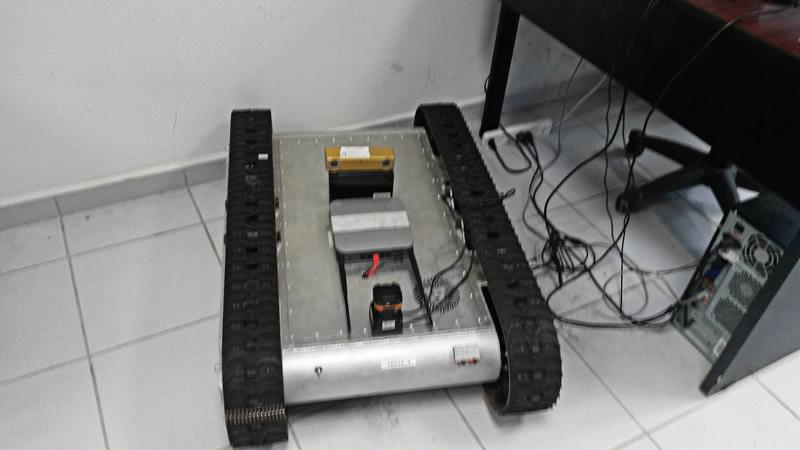Crean robot que reconoce humanos en ambientes de desastre - Robot-reconoce-humanos-en-desastres