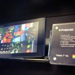 Polaroid presenta sus nuevas tablets y TV - Tablet-Polaroid-jet-705-con-7-pulgadas-3G