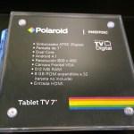 Polaroid presenta sus nuevas tablets y TV - Tablet-TV-Polaroid-PMID703C