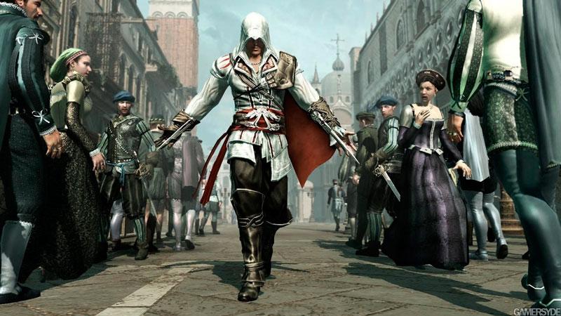 Top 10 de las mejores secuelas en videojuegos - assassins-creed-2
