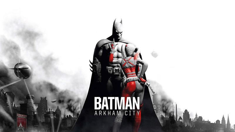 Top 10 de las mejores secuelas en videojuegos - batman-arkham-city