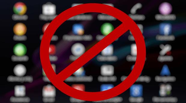 Android 5.0 permitirá eliminar el bloatware como cualquier otra app - bloatware-android