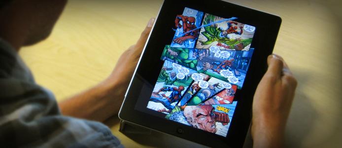 Apps para leer cómics desde tu iPhone o iPad - comics-ios