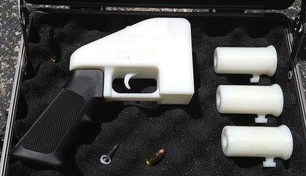 Japonés que creó pistola con impresora 3D condenado a dos años de cárcel - crea-pistola-impresora-3d
