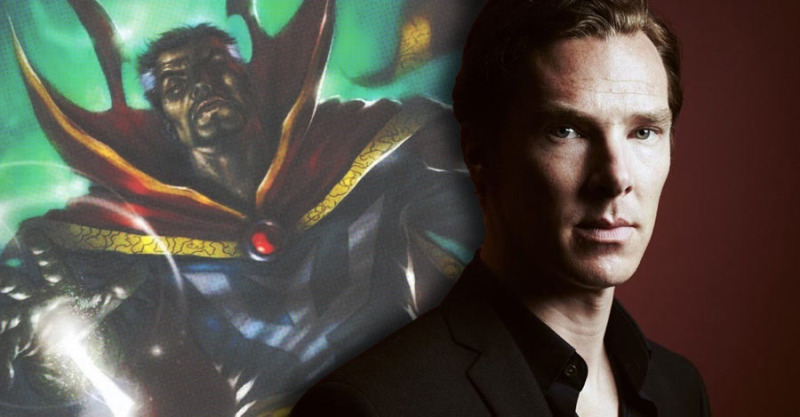 Benedict Cumberbatch será Doctor Strange - cumberbatch-social-681a8-800x417