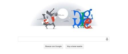 Google celebra Halloween con 6 doodles