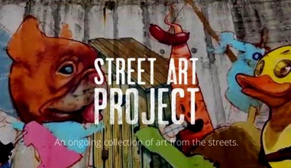 Street Art: Miles de obras de arte urbano en Internet - google-street-art-project
