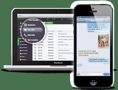 mSpy: la aplicación de monitoreo móvil que espía conversaciones por Whatsapp - img_sms