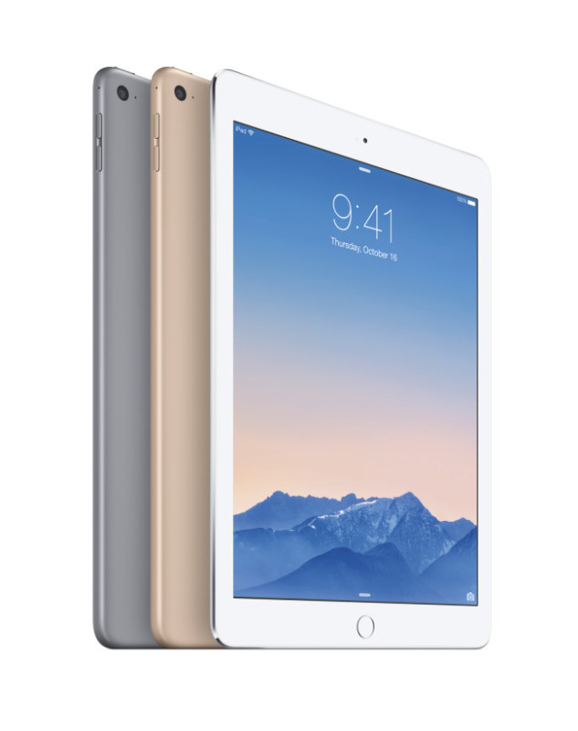 Apple anuncia el nuevo iPad Air 2 - ipad-air-2-633x800