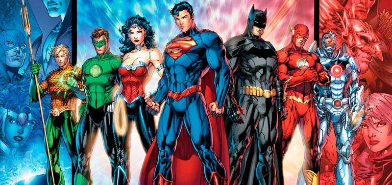 Warner Bros anuncia múltiples películas de DC Cómics: Justice League, The Flash, Aquaman y más - justice-league