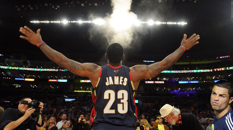 LeBron James es el deportista más valioso, según Forbes - lebron-james-mas-valioso