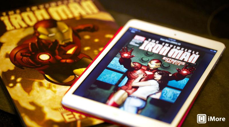 Apps para leer cómics desde tu iPhone o iPad - marvel_comics-ios-800x445
