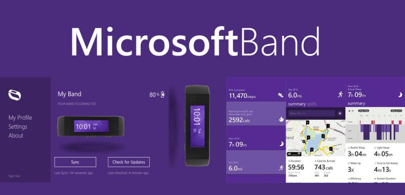 """Microsoft entra al terreno de los """"wearables"""" con la Microsoft Band - microsoft-band-app-800x386"""