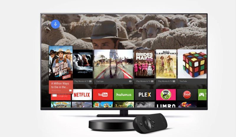 Google presenta nuevo Nexus 6, nueva tablet Nexus 9 y Nexus Player con Android TV - nexus-player