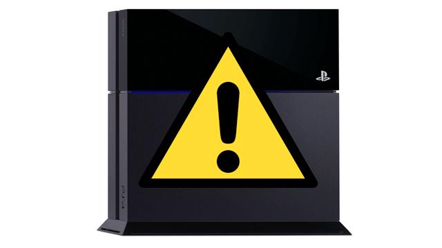 Actualización 2.0 de PlayStation 4 imposibilita conectarse a PSN - ps4-error