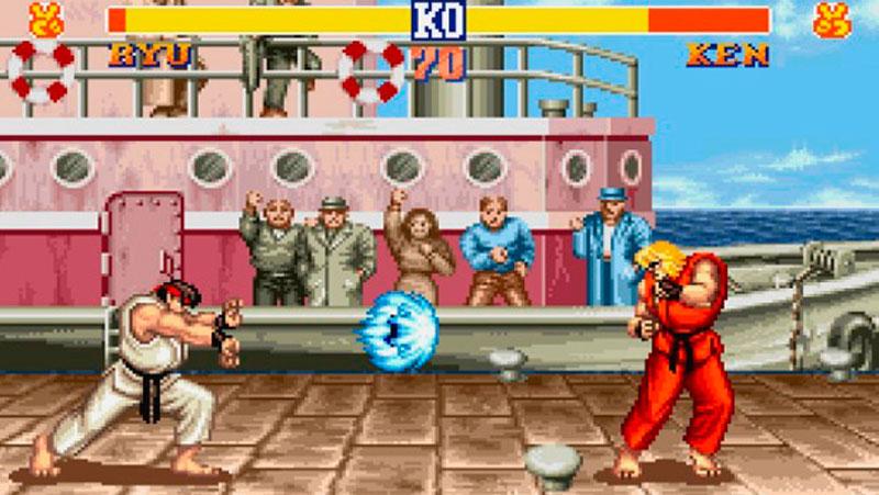 Top 10 de las mejores secuelas en videojuegos - streetfighter2