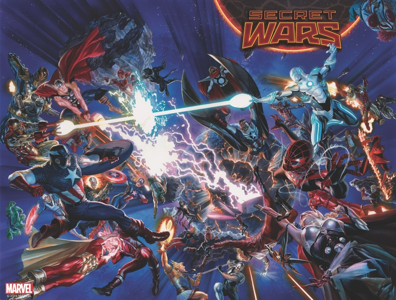 El misterio tras los teasers de Marvel: Todo termina, Secret Wars comienza - 4149198-secret-wars-800x607