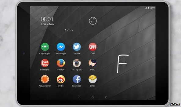 Nokia N1, la nueva tablet con Android de Nokia - 79097039_6168ac6a-287c-499b-a17d-b6c10d1479d5