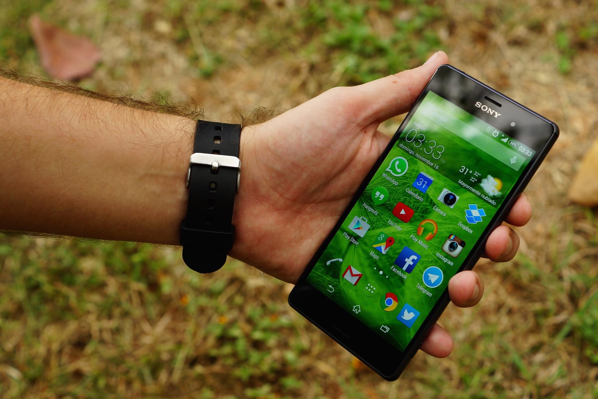 Sony Xperia Z3, una vez más, lo mejor de Sony en un smartphone [Reseña] - DSC06441sssss