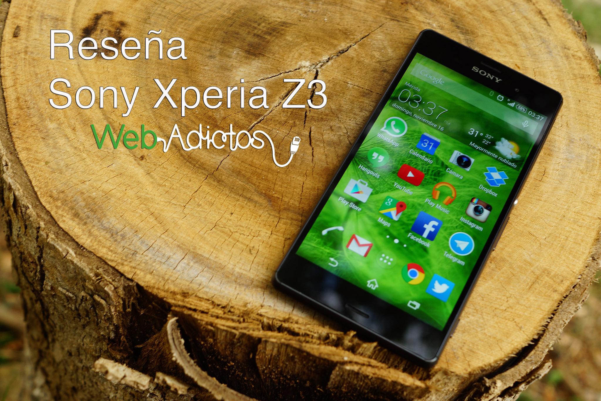 Sony Xperia Z3, una vez más, lo mejor de Sony en un smartphone [Reseña] - DSC06448-ttttt