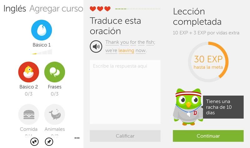 Duolingo, la app para aprender idiomas gratis lanza versión para Windows Phone - Duolingo-para-Windows-Phone-Aprender-Idiomas