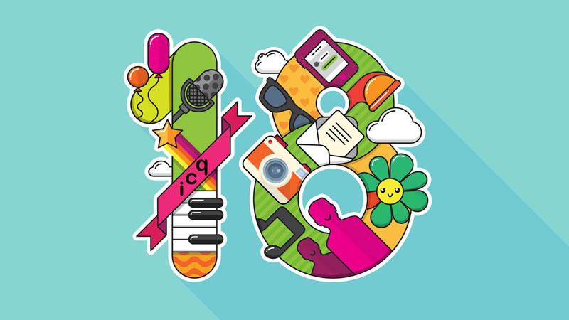 ICQ, uno de los primeros clientes de mensajería cumple 18 años - ICQ-18-aniversario