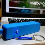 Baterías Portátiles Acteck XPLOTION, atractivas, divertidas y muy útiles - Led-azul-power-bank-PB200-acteck-Xplotion-e1416506635735