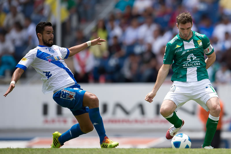 León vs Puebla, Jornada 16 del torneo Apertura 2014 - Leon-vs-Puebla-en-vivo-Apertura-2014