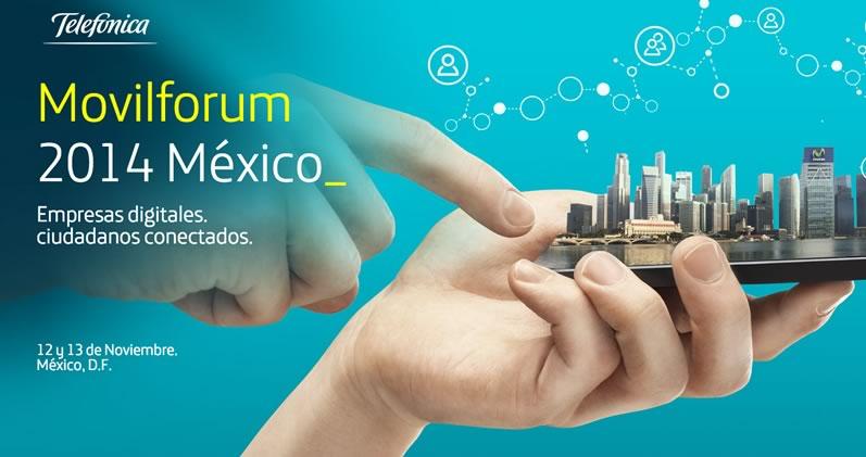 Movilforum 2014 México comienza este 12 de noviembre - MovilForum-2014-mexico