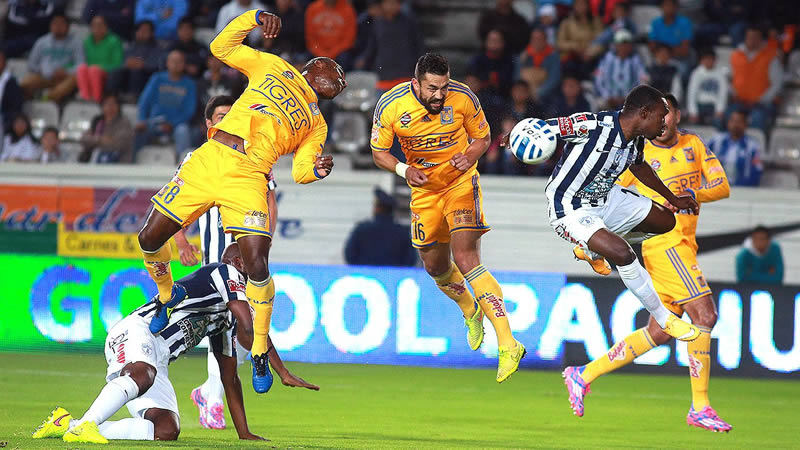 Pachuca vs Tigres, Liguilla del Apertura 2014 (ida) - Pachuca-vs-Tigres-en-vivo-Liguilla-Apertura-2014