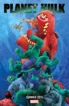 Civil War y Age of Ultron: Los misteriosos teasers de Marvel - Planet_Hulk_2015-296x450