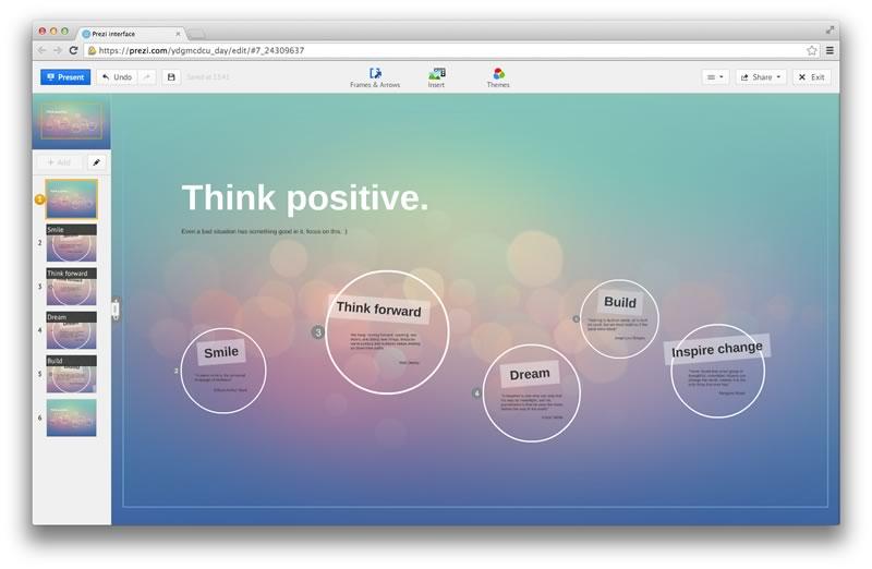 Prezi supera los 50 millones de usuarios y recibe nueva inversión - Prezi-Crear-presentaciones