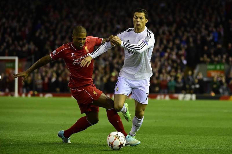 Real Madrid vs Liverpool, Champions League este 4 de noviembre - Real-Madrid-vs-Liverpool-en-vivo-Champions-2014-2015